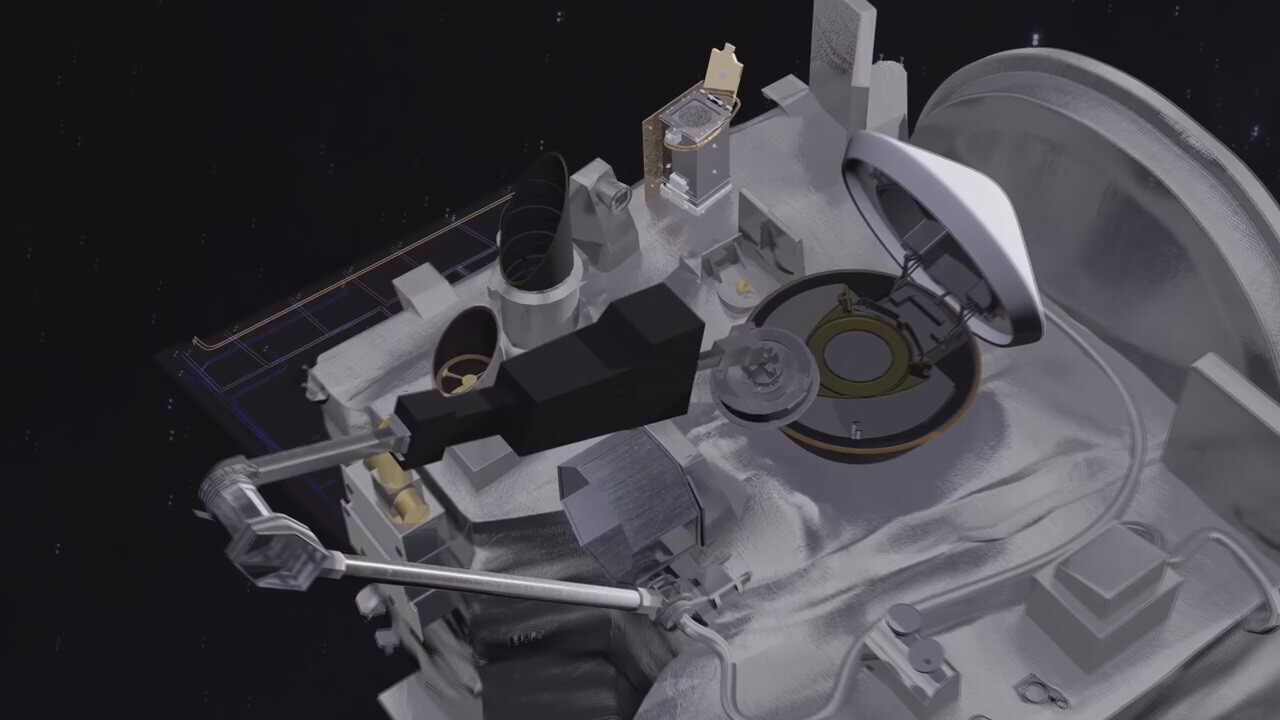 2018-12-31 Osiris Rex orbit-sample capsule.jpg