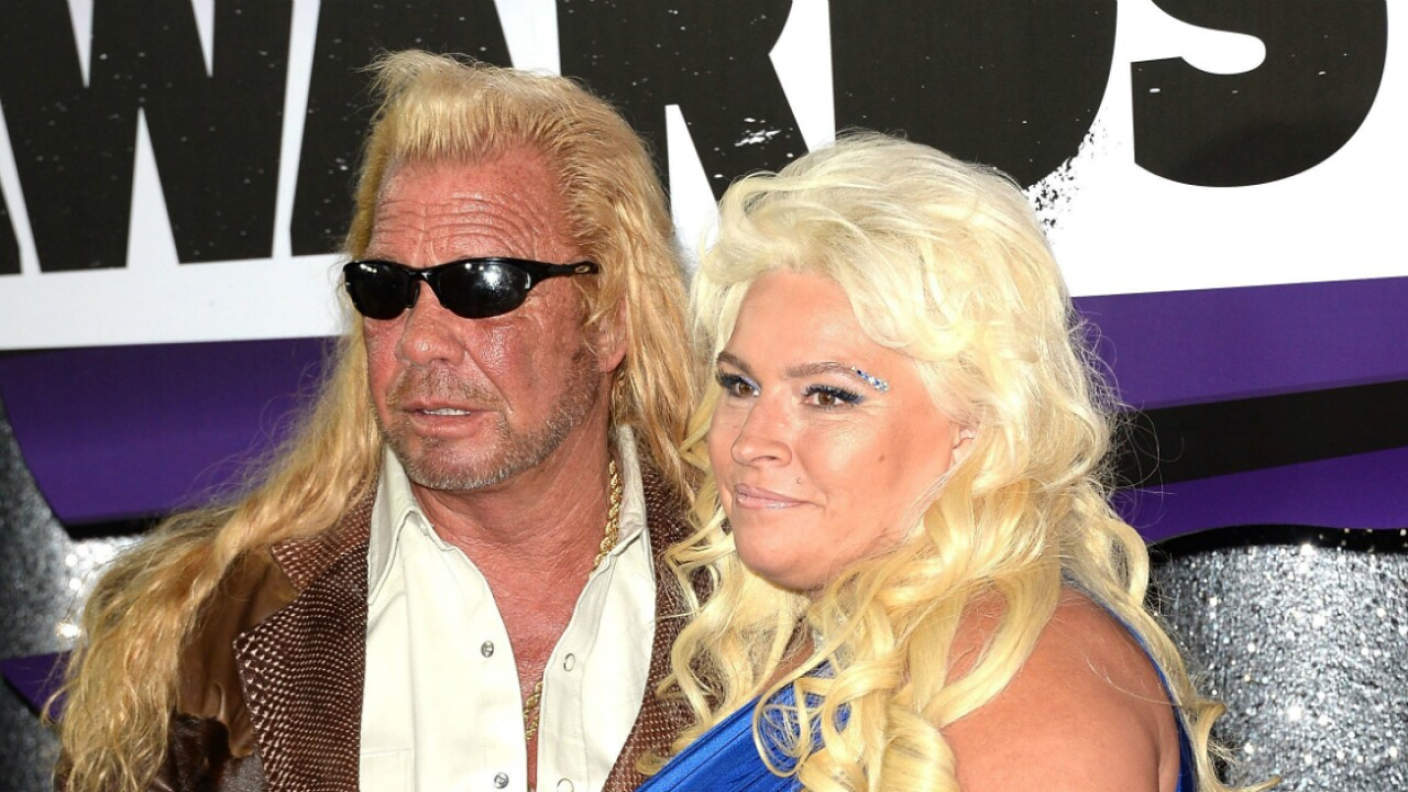 'Dog the Bounty Hunter' shares photo from wife Beth's bedside