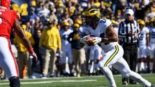 Michigan remains No. 14 in AP Top 25 after win at Maryland