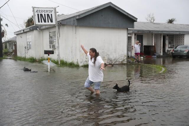 Photos: Harvey brings historic rainfall to Texas