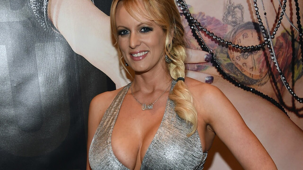 Porn star Stormy Daniels releases statement denying affair with Trump