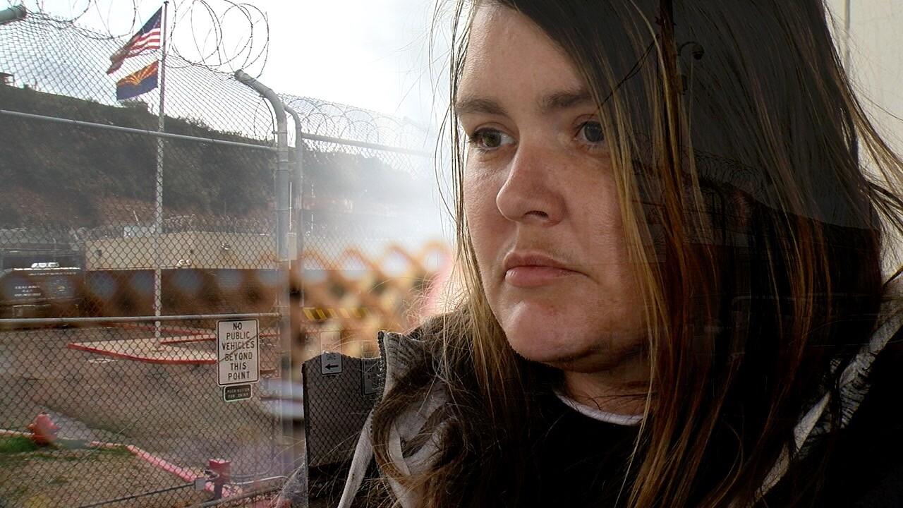 Woman jailed in Gila County