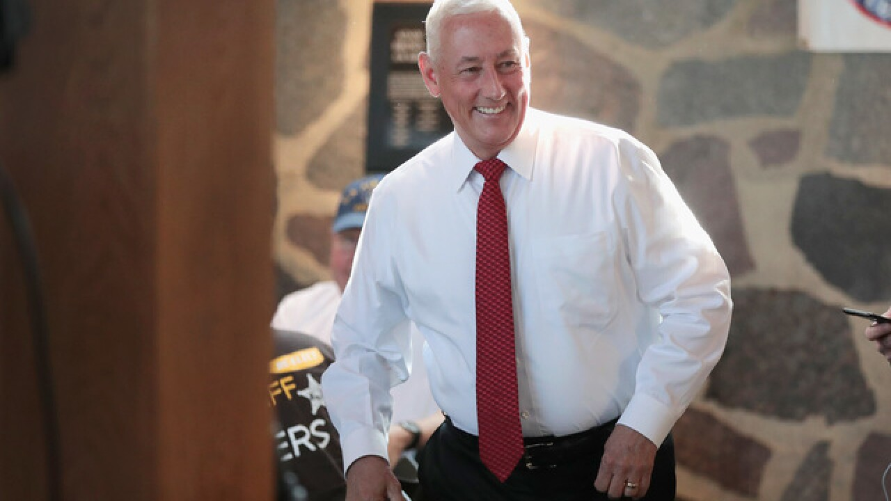 Greg Pence wins GOP bid for 6th District Congressional seat