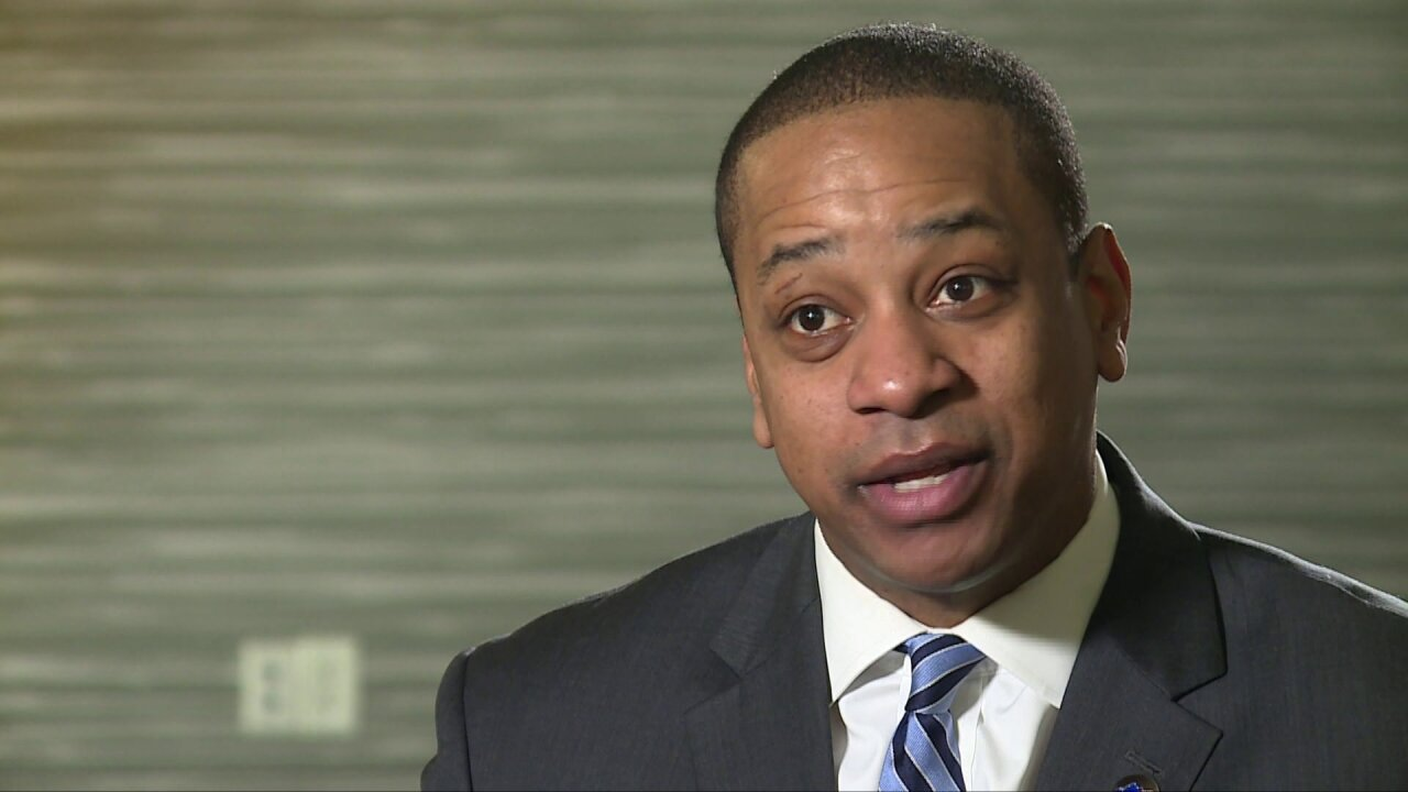 Calls for Lt. Gov. Fairfax to resign swell with second accuser