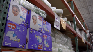 Diaper banks across the country strained in face of COVID-19 economic fallout