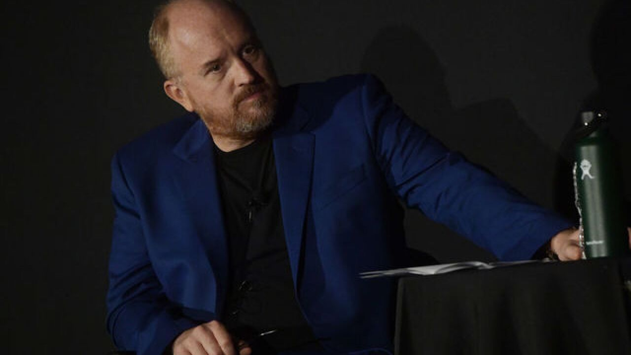 Report: 5 women accuse Louis C.K. of sexual misconduct, including alleged Aspen incident