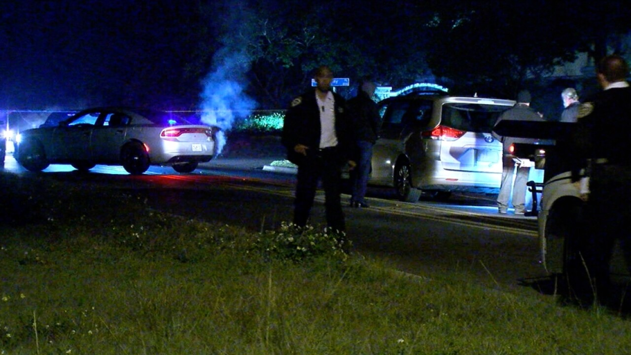 Woodbury Road homicide investigation