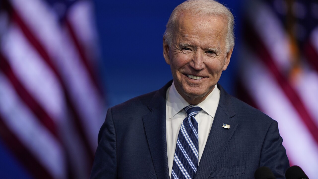 Biden vows to 'get right to work' despite Trump resistance