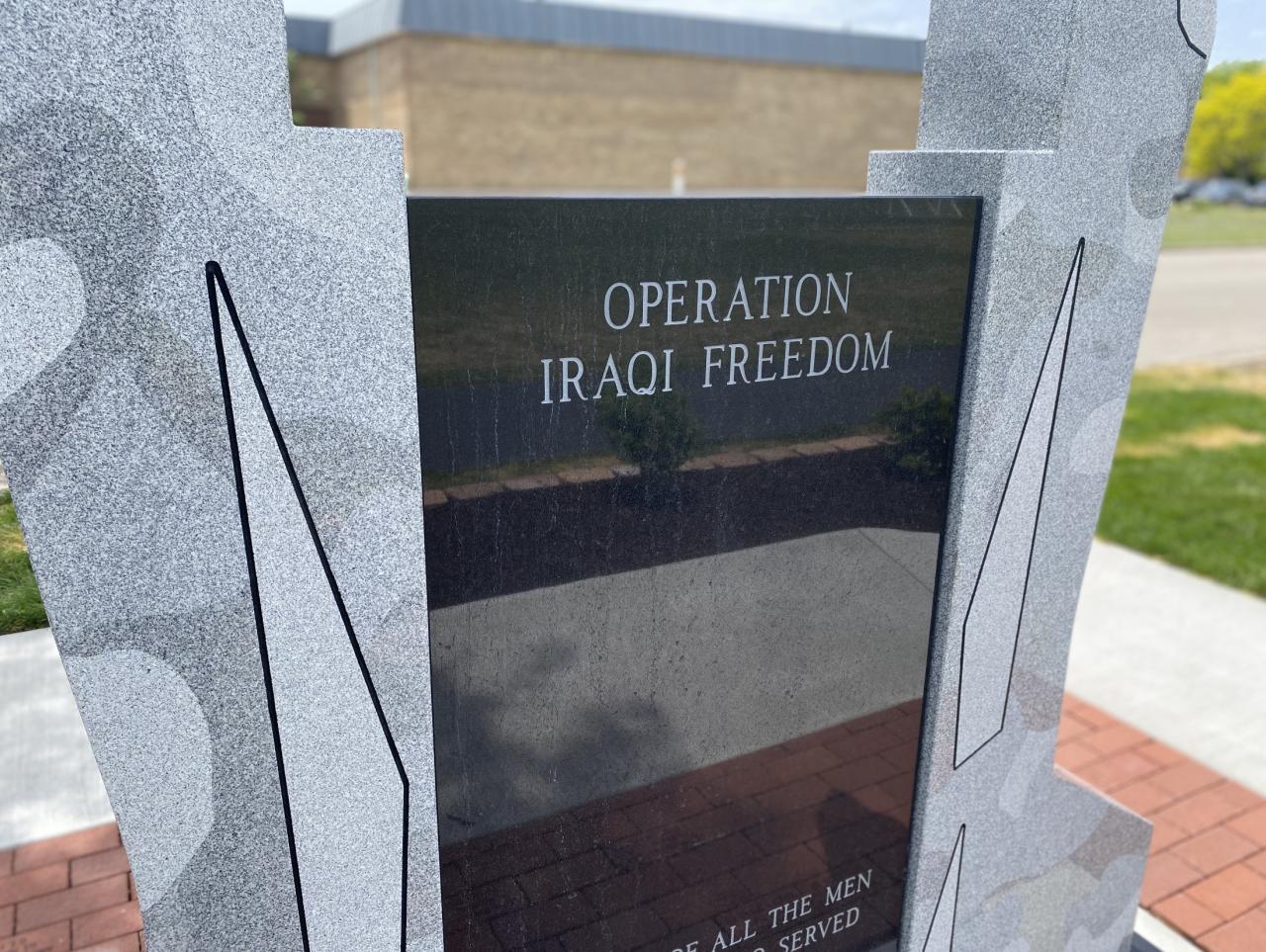 Denny Craycraft Veteran's Freedom Park