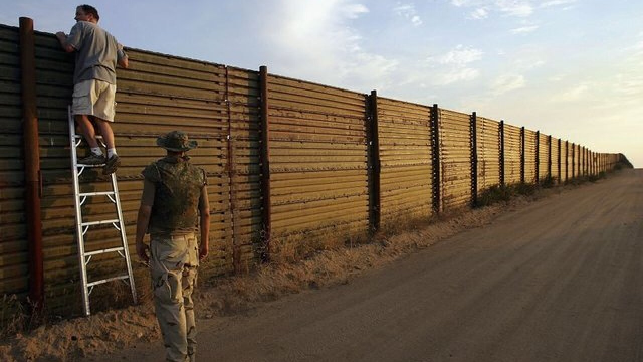 Trump suggests US military foot the bill for border wall