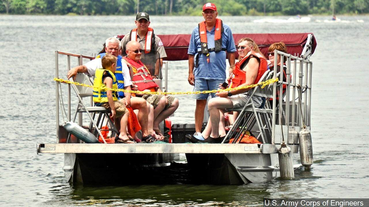 Boating enjoying resurgence