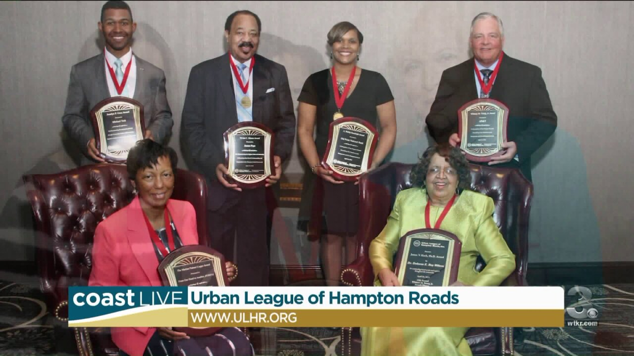 The Urban League on the need in our community on CoastLive