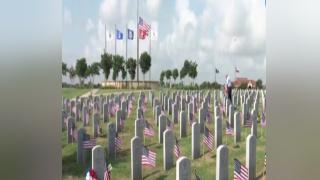 Coastal Bend State Veterans Cemetery