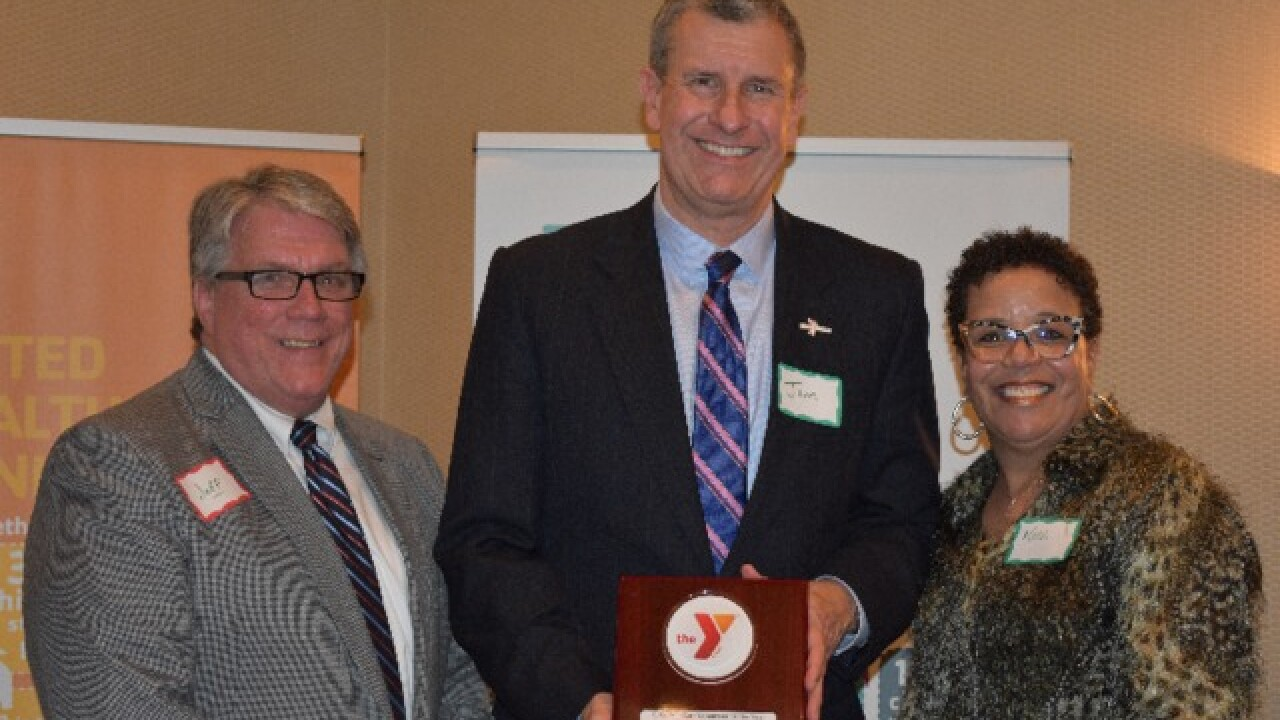 YMCA of Lansing honors partners