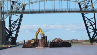 Construction continues on new lock at Soo Locks with contract awarded for phase 2