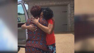 Opelousas woman meets sister after lifelong search