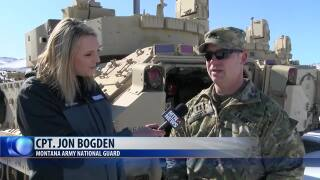 Montana Army National Guard prepares for European training exercise