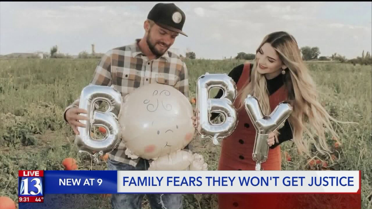 Husband, family of pregnant woman killed in Highway 40 crash upset suspect no longer facingcharges