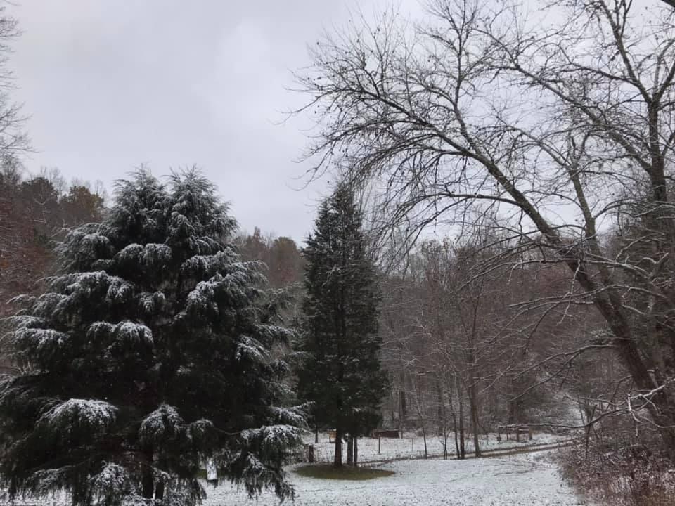 annville snow