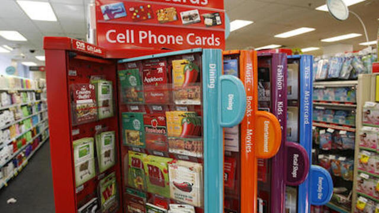 How scammers can drain your gift cards before you get the chance to use them