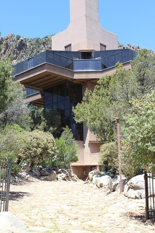 EXCLUSIVE LOOK: Virtual Tour of World's Tallest Single Family Home in Arizona