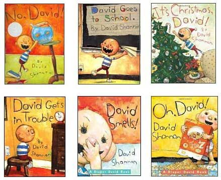 David book collection
