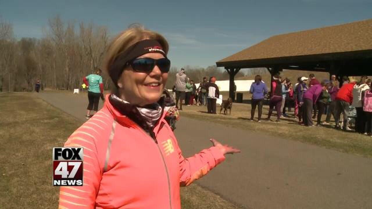 Blue Cross Blue Shield Of Michigan's Winter Warm Up 5K kicks