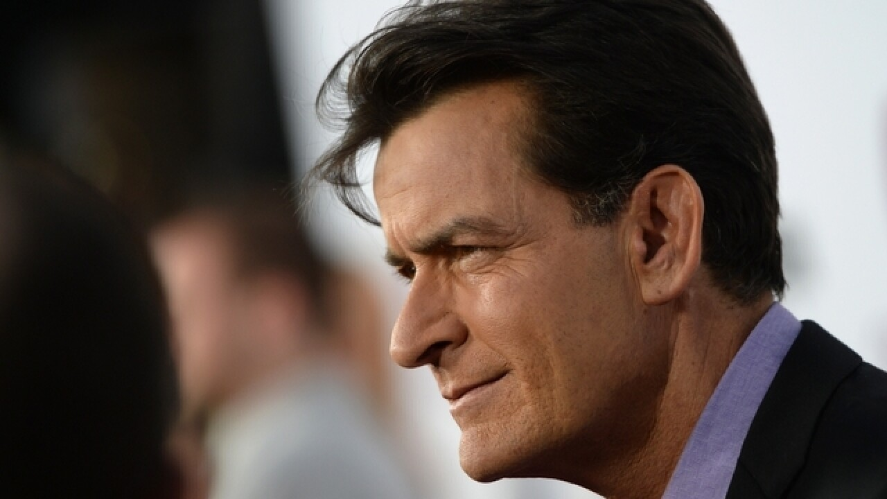 Sheen's lawyer attacks star's ex-fiancee