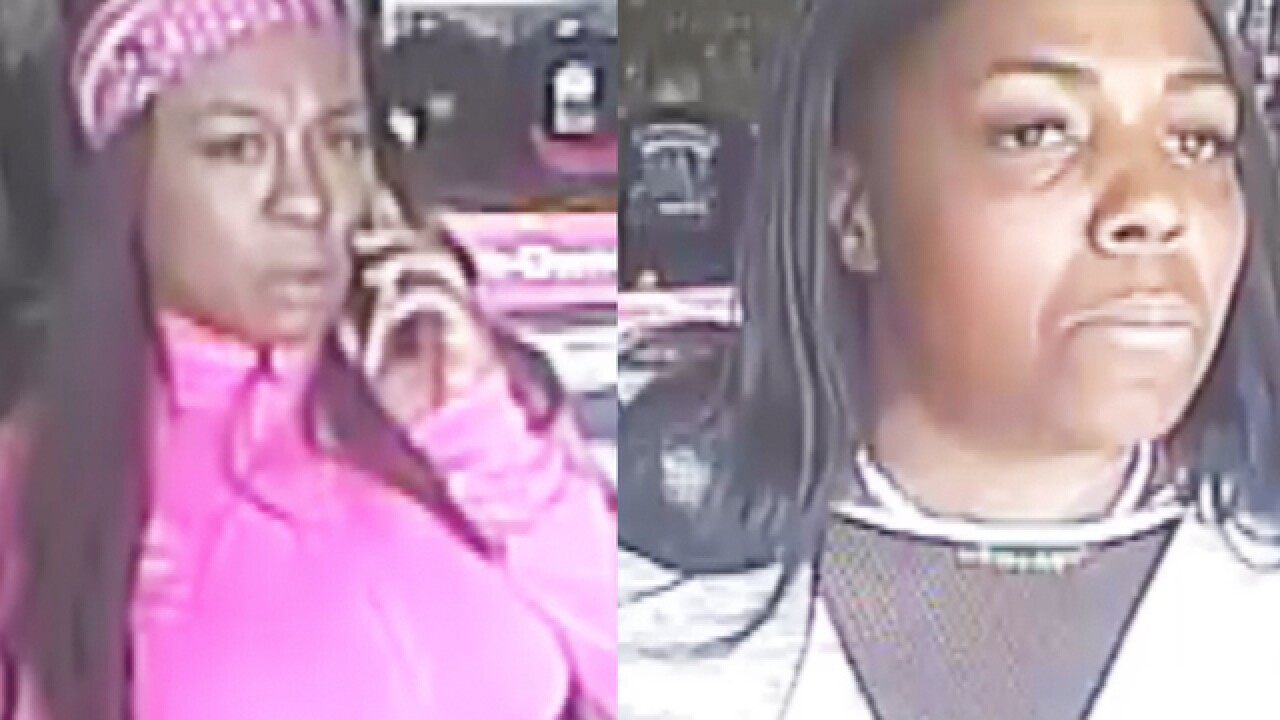 Police searching for serial Panera Bread purse thieves