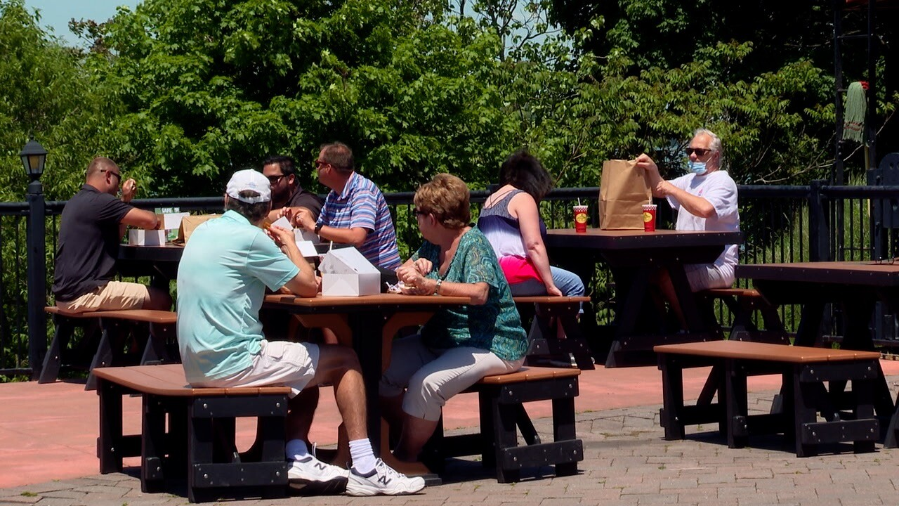 Lackawanna expediting permits for outdoor seating at restaurants, operating space for retail