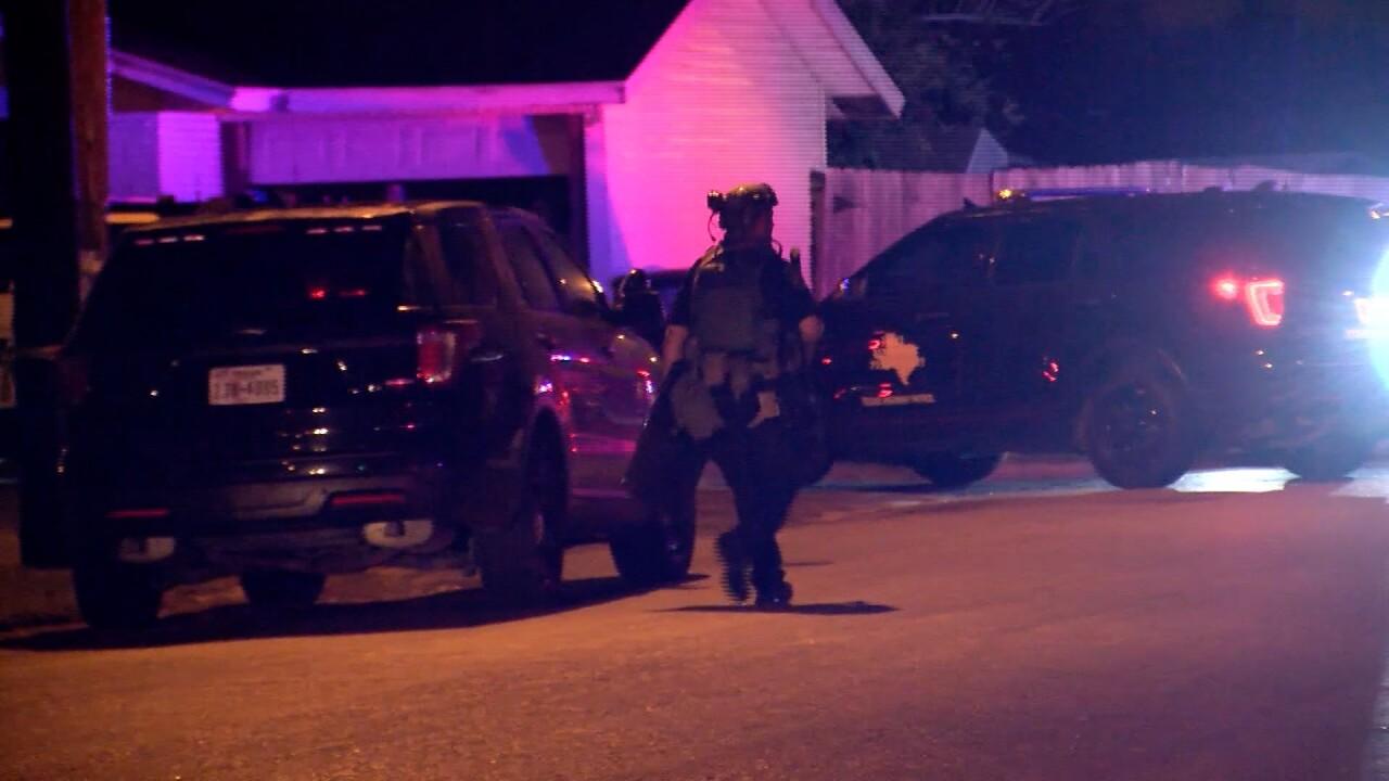 Overnight officer-involved shooting on Bonham St. left one man dead, officer on administrative leave