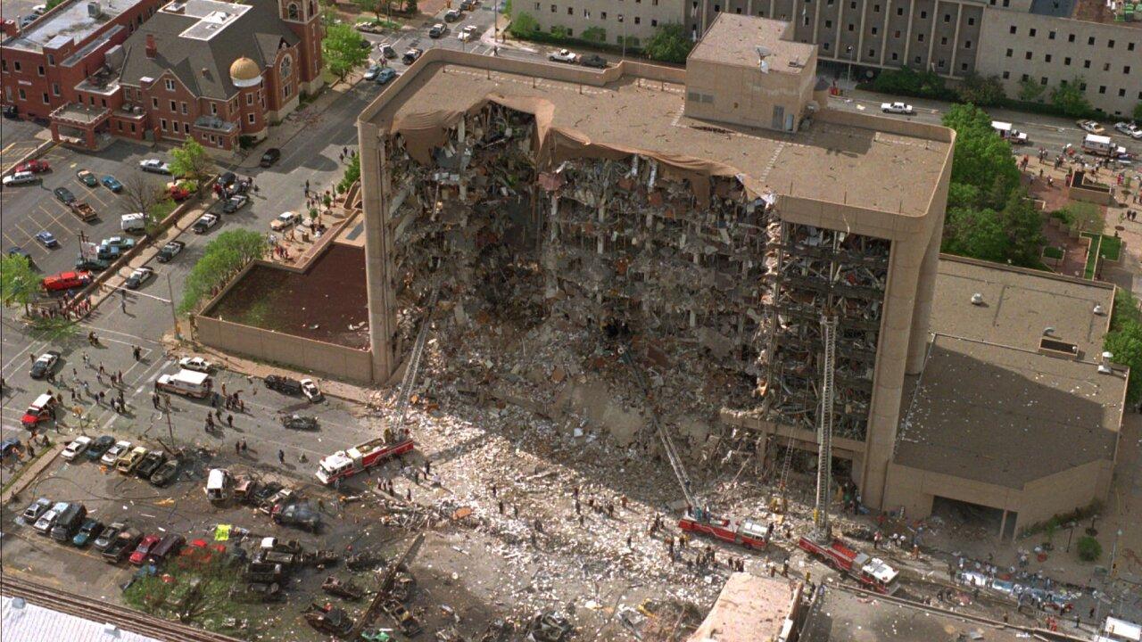Sunday marks 25th anniversary of the deadly Oklahoma City bombing