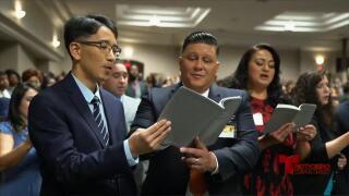 Convención anual de los testigos de Jehová