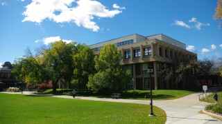 Neill Hall at Macalester College