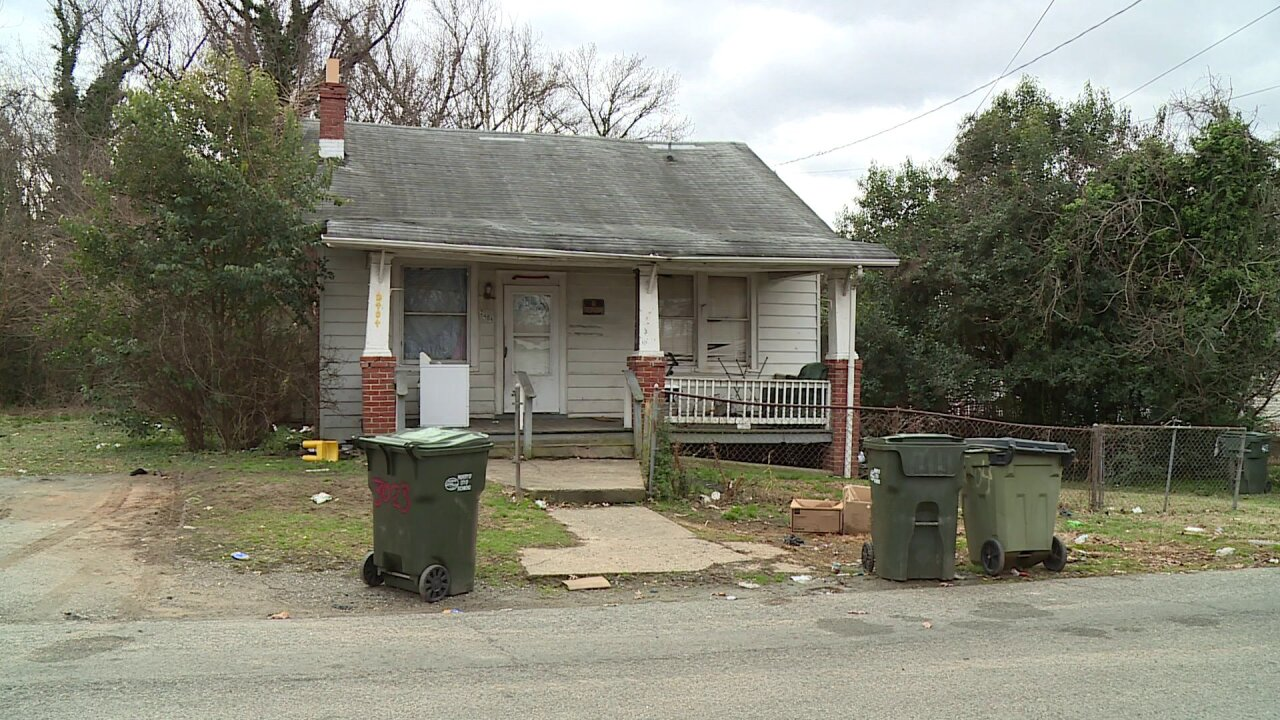 Child playing with matches leaves 13 homeless onSouthside
