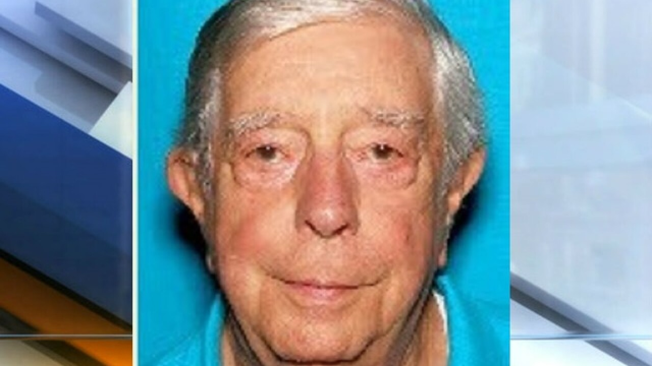 Statewide Silver Alert canceled for missing 88-year-old man from Bloomington