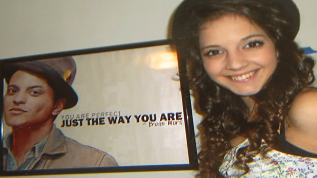 Billboards aim to help find missing Liberty teen