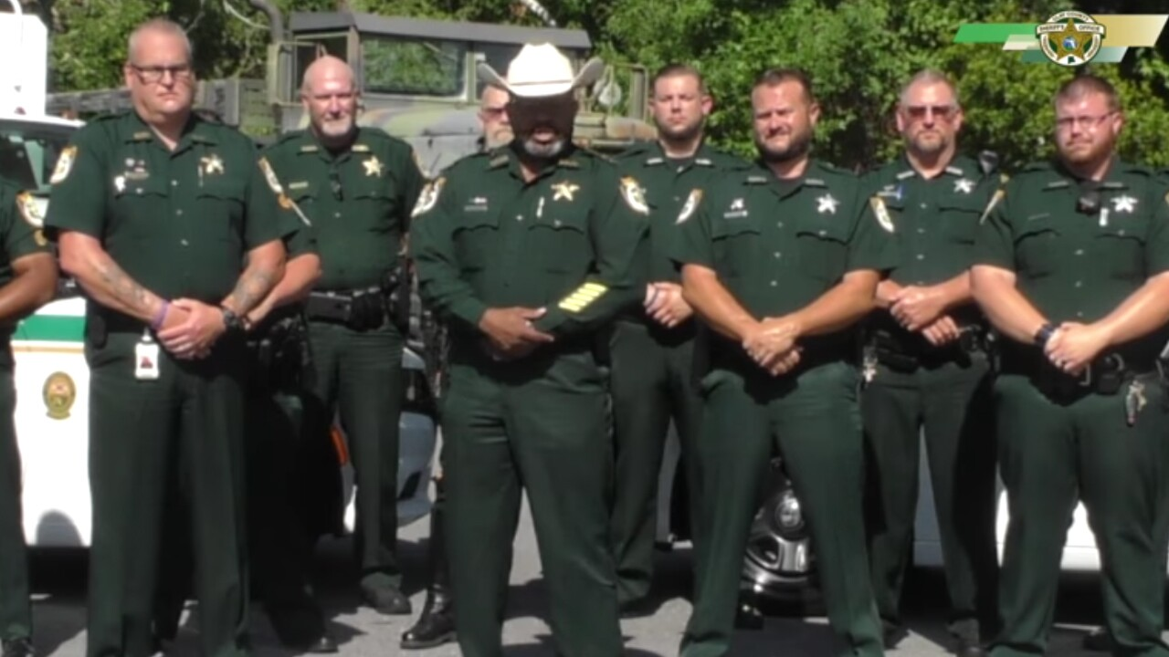 Florida sheriff says he will deputize gun owners if violent protests erupt