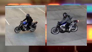 Motorcycle Vehicle Burgler