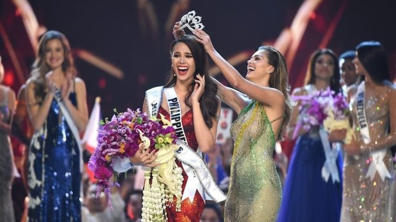 823a3ac8e692 Miss Universe 2018: Catriona Gray, from the Philippines, claims crown