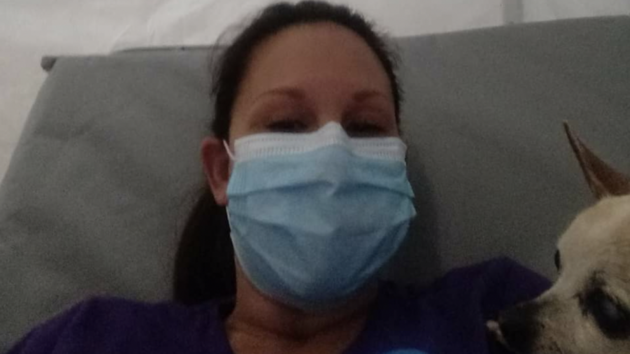 Hillcrest woman contracts breakthrough infection, worries about COVID transmissions
