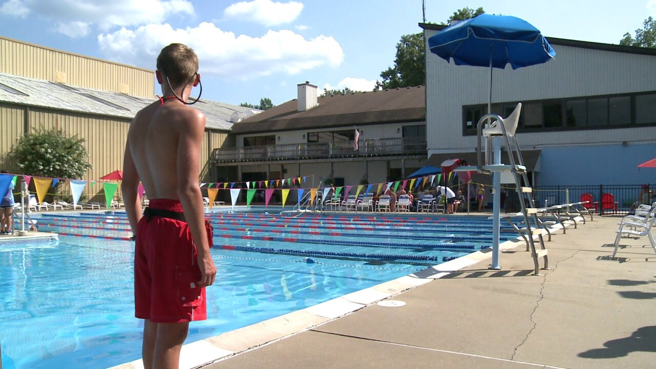 Emotional rescue at Henrico pool: 'He started crying, I started cryingtoo.'