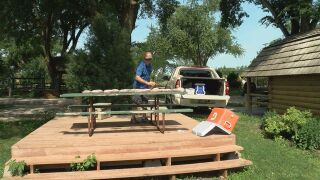 Metro campgrounds preparing for a busy Fourth of July weekend