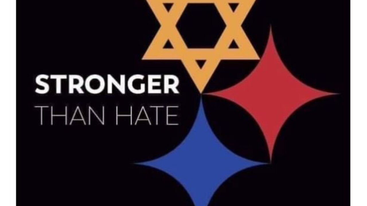 Internet Version Of Pittsburgh Steelers Logo Sends Message Stronger Than Hate