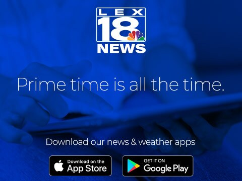 Download the LEX 18 News and Weather Apps