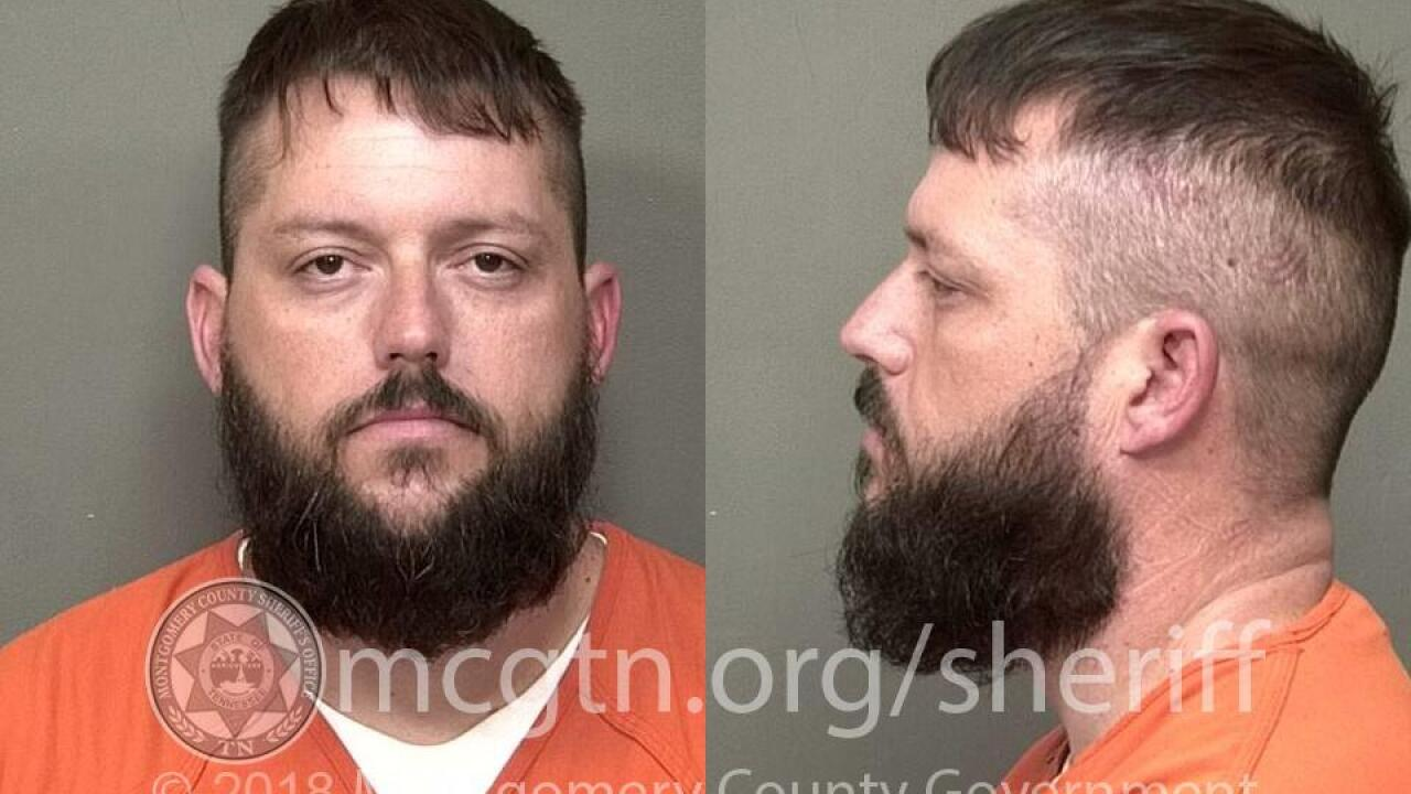 Michael Craft Booking Photo