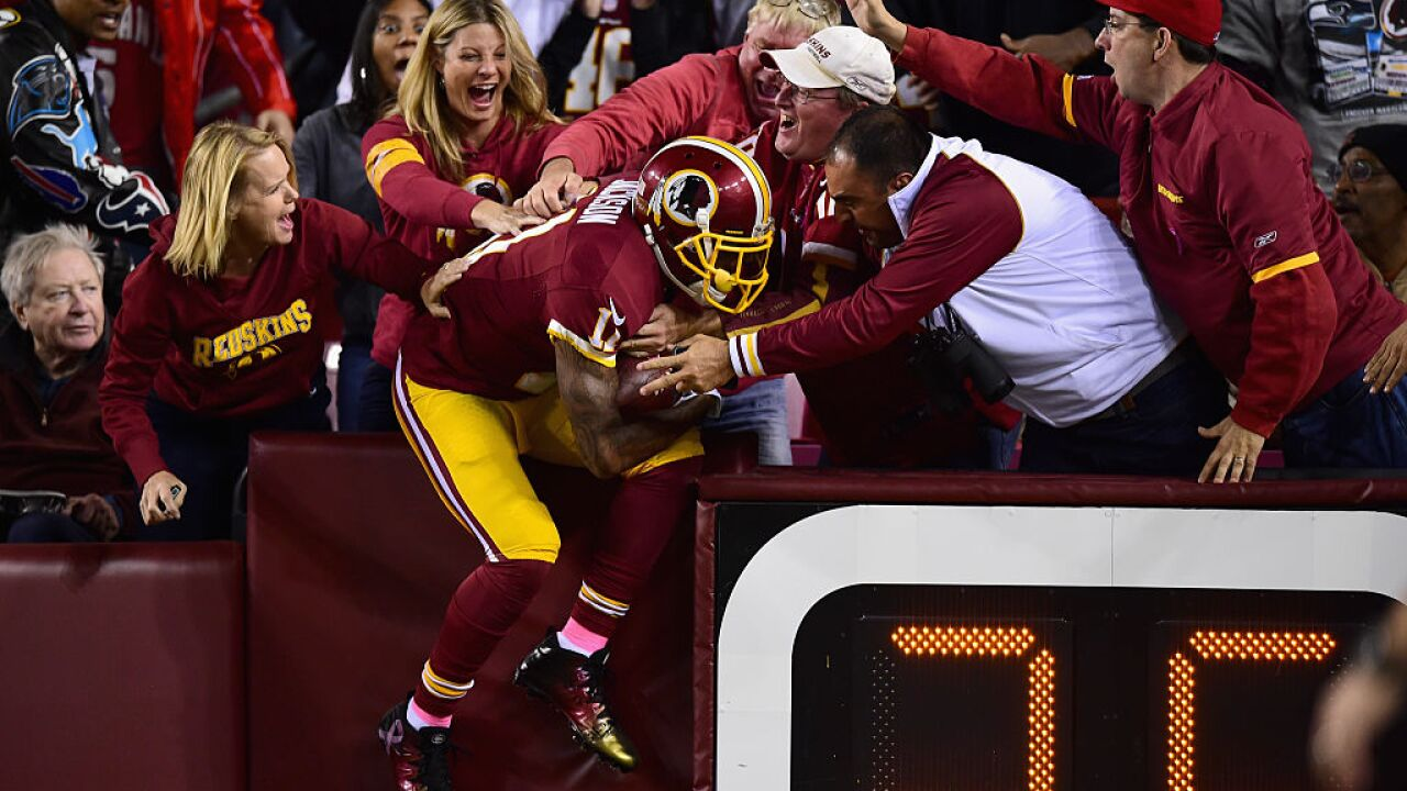 Washington Redskins are the most expensive ticket in the NFL