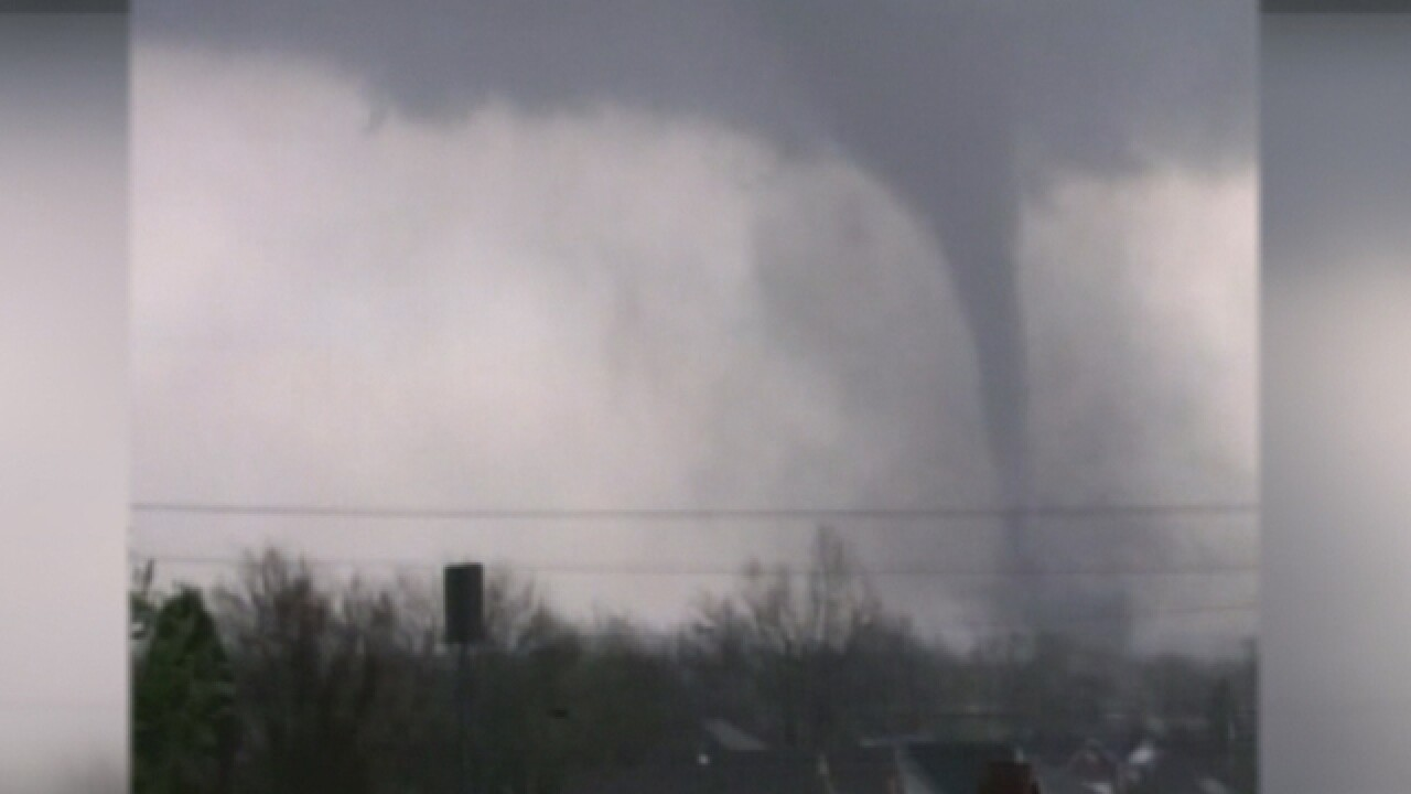 Thursday Marks 10 Years Since Tornado Outbreak