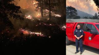 Cal City Bobcat Fire