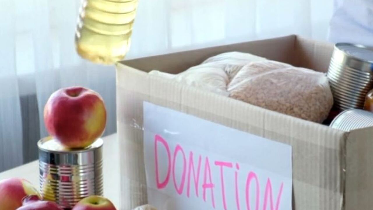 The Community Food Bank of Southern Arizona is trying to help bring the number of children facing food insecurity down with their school pantry program.
